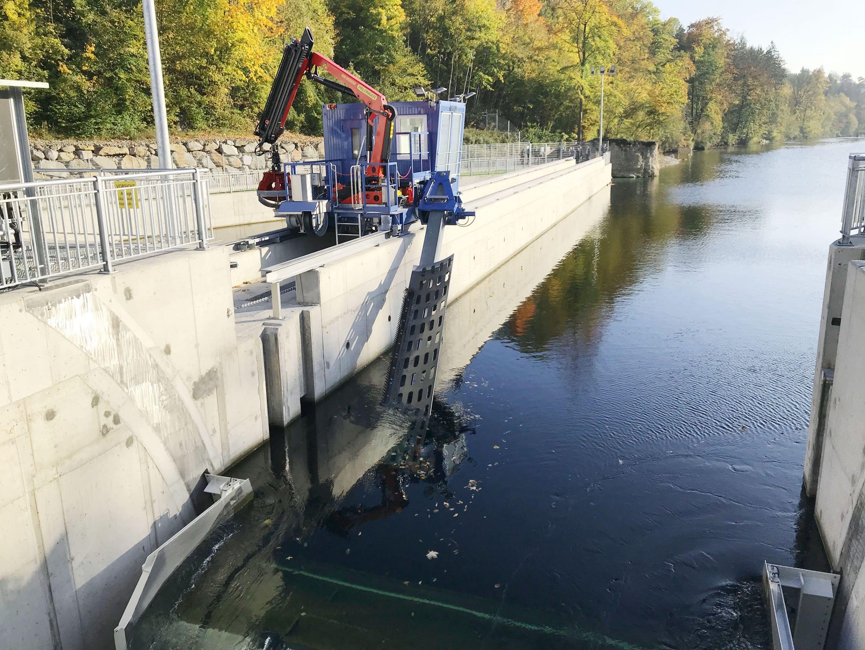 Für den richtigen Drive im Wasserkraftwerk