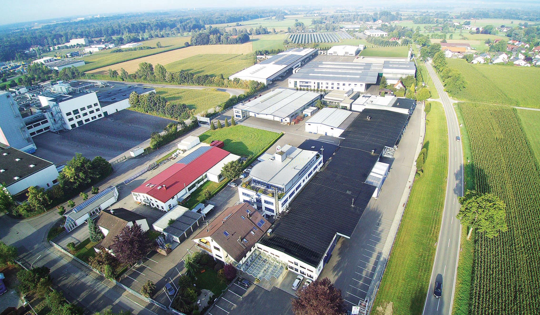 Günzburger Steigtechnik weiter auf Wachstumskurs