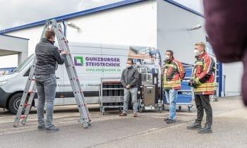 Rettungstechnik: Mehr Teampower, mehr Roadshows