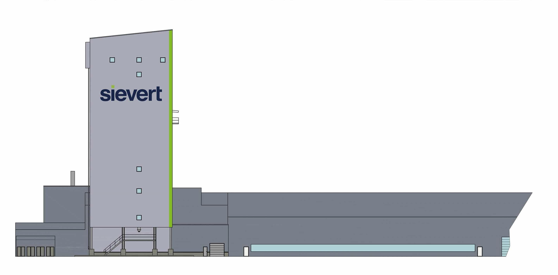 Rosenau II: Sievert SE baut in Bayern das modernste Trockenmörtel-Werk Europas