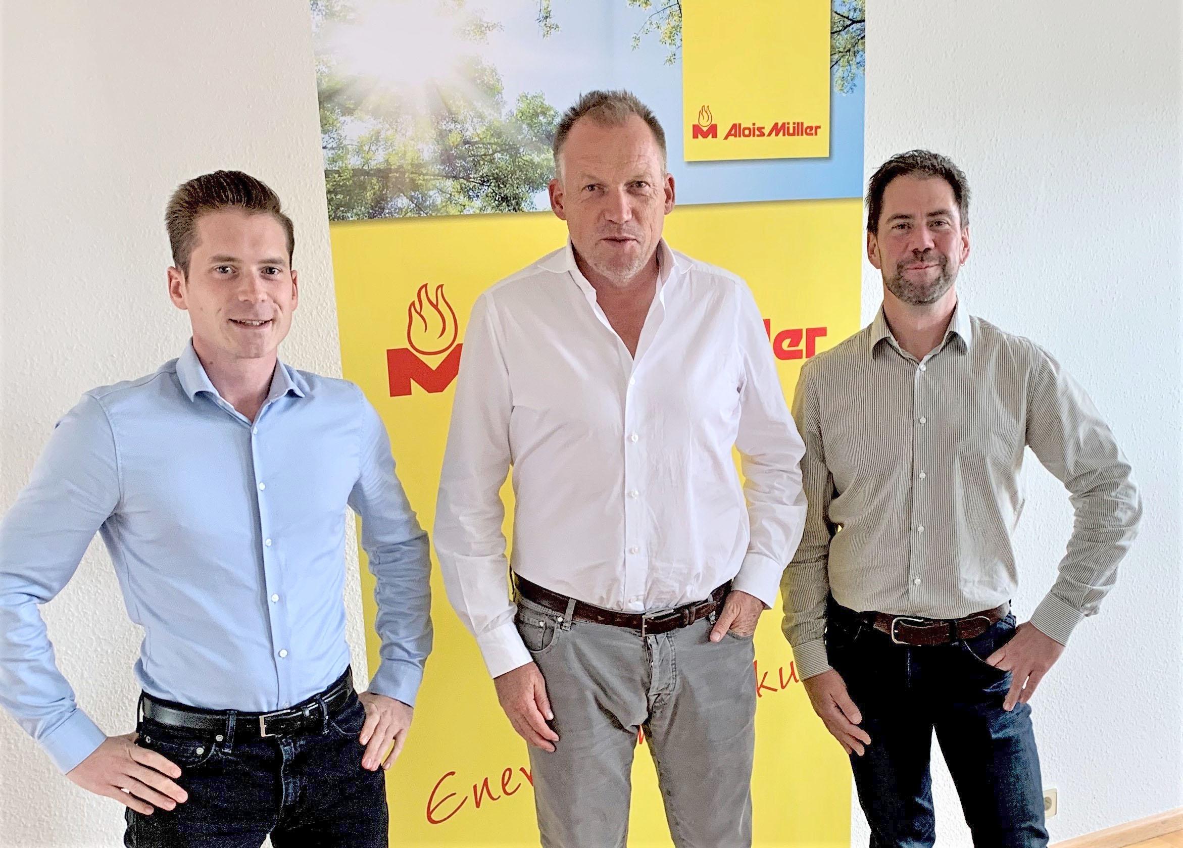 """""""Energie im Fokus"""" auch in Stuttgart: Aus Hedisa Haustechnik wird Alois Müller"""