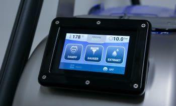 Blue Evolution: Der erste digitale Dampfsauger