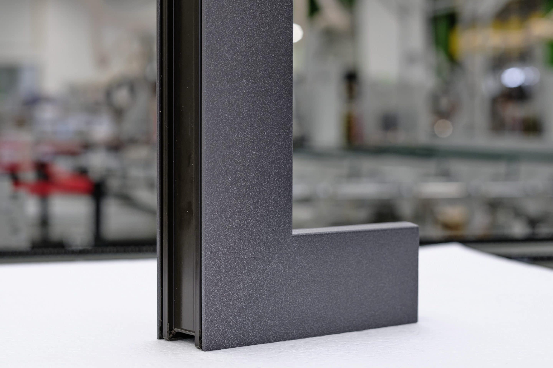 Wenn Vision auf Design trifft – Kochs entwickelt das neue Visign-Fenster: ohne sichtbare Nut