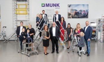 Aus der Günzburger Steigtechnik wird die Munk Group