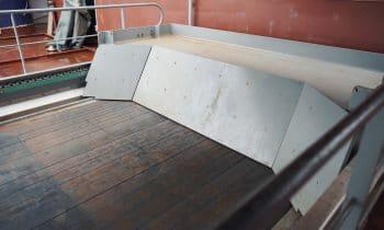 RUD: Safe debris removal at sea