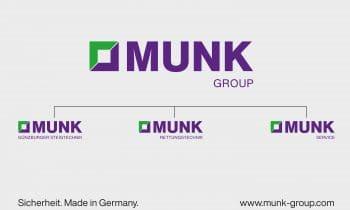 A+A: Neuer Auftritt der Munk Günzburger Steigtechnik