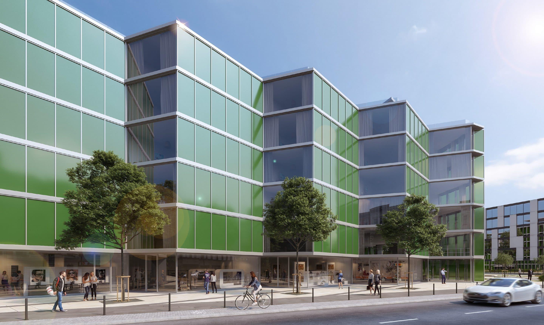 Mit Bioenergiefassaden will die Primono Group die Immobilienwirtschaft revolutionieren. Foto: Cellparc